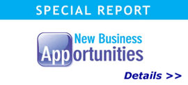 Special Report - New Business Apportunities